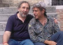 Michele Marziani e Andrea Satta